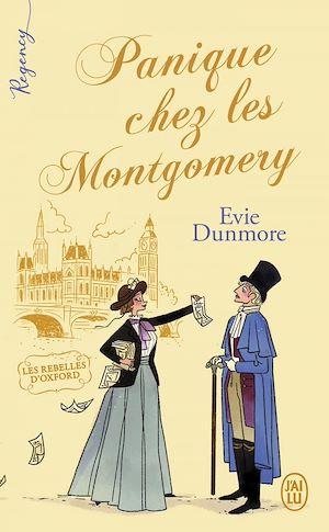 Téléchargez le livre :  Regency - Panique chez les Montgomery