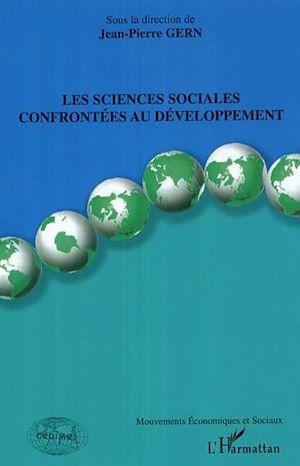 Téléchargez le livre :  Les sciences sociales confrontées au développement