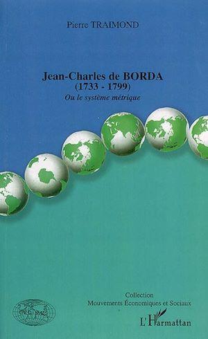 Téléchargez le livre :  Jean-Charles de Borda