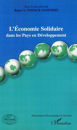 Téléchargez le livre :  L'économie solidaire dans les pays en développement