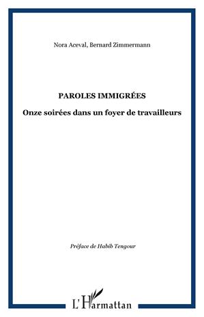 Téléchargez le livre :  Paroles immigrées