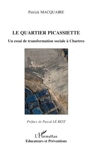 Téléchargez le livre :  Le quartier Picassiette