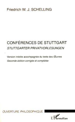 Téléchargez le livre :  Conférences de Stuttgart