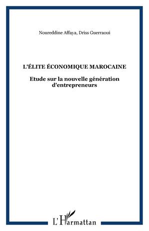 Téléchargez le livre :  L'élite économique marocaine