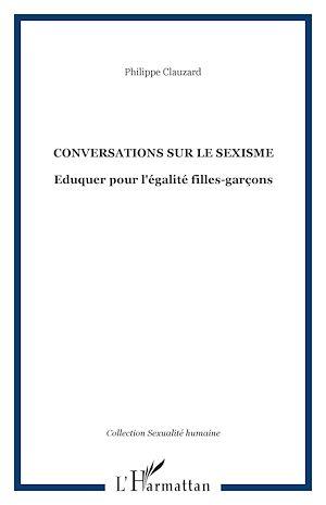 Téléchargez le livre :  Conversations sur le sexisme
