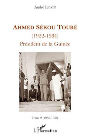 Téléchargez le livre :  Ahmed Sékou Touré