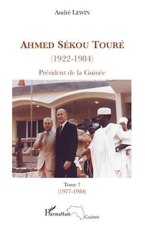 Téléchargez le livre :  Ahmed Sékou Touré (1922-1984) Président de la Guinée