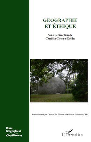 Téléchargez le livre :  Géographie et éthique