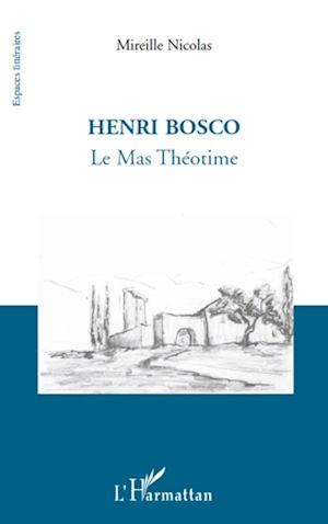 Téléchargez le livre :  Henri Bosco