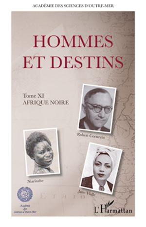 Téléchargez le livre :  Hommes et destins