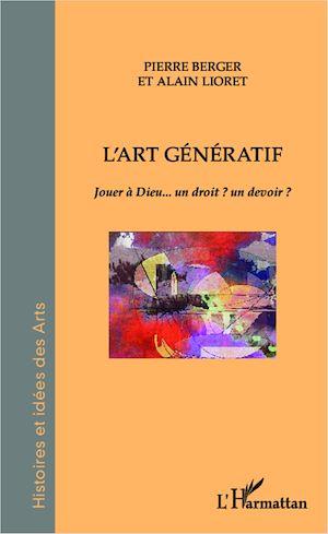 Téléchargez le livre :  L'art génératif