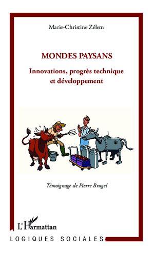 Téléchargez le livre :  Mondes paysans