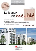 Télécharger le livre :  Le loueur en meublé - 6e édition