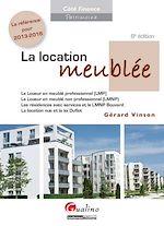 Télécharger le livre :  La location meublée - 8e édition