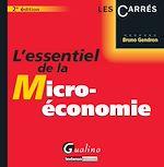 Télécharger le livre :  L'essentiel de la Micro-économie - 2e édition