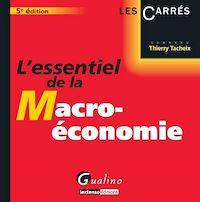 Télécharger le livre : L'essentiel de la Macro-économie - 5e édition