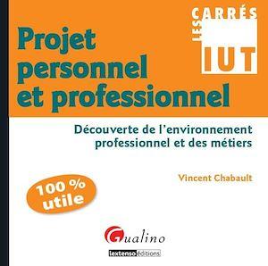 Téléchargez le livre :  Carrés IUT - Projet personnel et professionnel