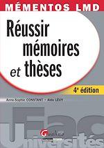 Télécharger le livre :  Réussir mémoires et thèses