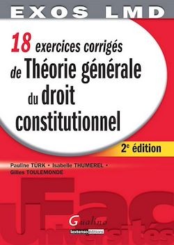 Dissertation de droit constitutionnel l1