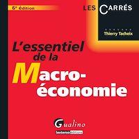 Télécharger le livre : L'essentiel de la macro-économie - 6e édition