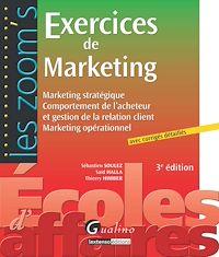 Télécharger le livre : Exercices de marketing avec corrigés détaillés - 3e édition