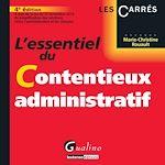 Télécharger le livre :  L'essentiel du contentieux administratif - 4e édition