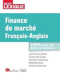Télécharger le livre : Finance de marché– Français-Anglais