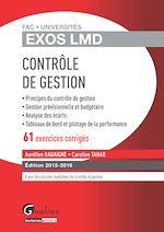 Télécharger le livre :  Exos LMD - Contrôle de gestion 2015-2016