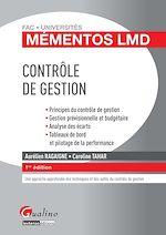 Télécharger le livre :  Mémentos LMD - Contrôle de gestion
