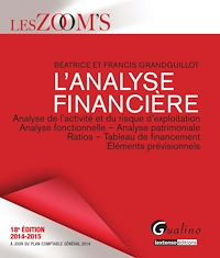 Télécharger le livre : Les Zoom's. Analyse financière 2014-2015 - 18e édition