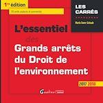 Télécharger cet ebook : L'essentiel des grands arrêts du droit de l'environnement 2017-2018