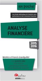 Télécharger cet ebook : En poche - Analyse financière 2015-2016