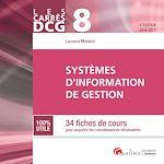 Télécharger le livre :  Les Carrés DCG 8 - Systèmes d'information de gestion 2016-2017 - 4e édition