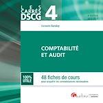 Télécharger le livre :  Les Carrés DSCG 4 - Comptabilité et audit - 4e édition 2016-2017