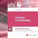 Télécharger cet ebook : Les Carrés DCG 6 - Finance d'entreprise - 6e édition 2016-2017