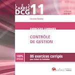 Télécharger cet ebook : Les Carrés DCG 11 - Exercices corrigés - Contrôle de gestion 2016-2017 - 3e édition