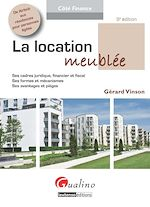 Télécharger le livre :  La location meublée