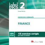 Télécharger le livre :  DSCG 2 - Exercices corrigés - Finance 2017-2018 - 2e édition