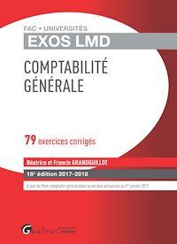 Télécharger le livre : Exos LMD - Comptabilité générale 2017-2018 - 18e édition