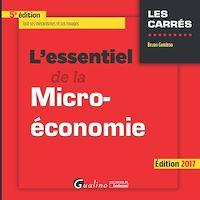 Télécharger le livre : L'essentiel de la micro-économie 2017 - 5e édition