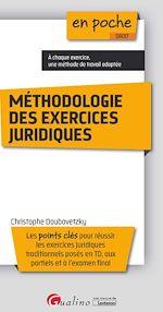 Télécharger le livre :  En poche - Méthodologie des exercices juridiques 2017-2018 - 2e édition