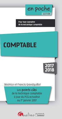 Télécharger le livre : En poche - Comptable 2017-2018 - 9e édition