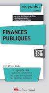 Téléchargez le livre numérique:  Finances publiques 2017-2018 - 4e édition