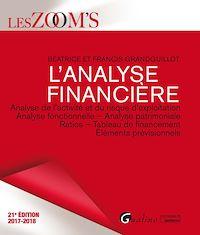 Télécharger le livre : L'analyse financière 2017-2018 - 21e édition