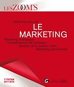 Télécharger le livre :  Le marketing - 7e édition