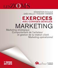 Télécharger le livre : Exercices avec corrigés détaillés - Marketing 2017-2018 - 7e édition