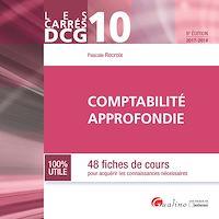 Télécharger le livre : Les Carrés DCG 10 - Comptabilité approfondie 2017-2018 - 8e édition