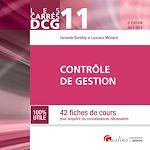 Télécharger le livre :  Les Carrés DCG 11 - Contrôle de gestion 2017-2018 - 6e édition