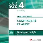 Télécharger le livre :  Les Carrés DSCG 4 - Exercices corrigés - Comptabilité et audit 2017-2018 - 2e édition
