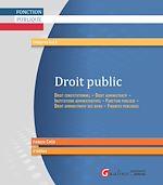 Télécharger le livre :  Droit public - 4e édition